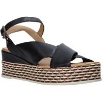 kengät Naiset Sandaalit ja avokkaat Bueno Shoes Q5901 Musta