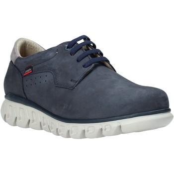 kengät Miehet Matalavartiset tennarit CallagHan 12910 Sininen