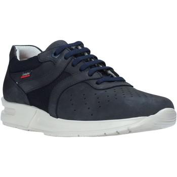 kengät Miehet Matalavartiset tennarit CallagHan 91313 Sininen