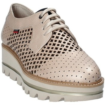 kengät Naiset Derby-kengät CallagHan 14806 Vaaleanpunainen