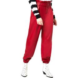 vaatteet Naiset Chino-housut / Porkkanahousut Liu Jo WA0276 E0392 Punainen