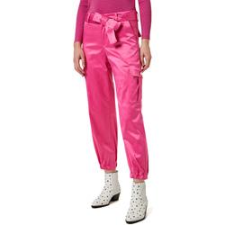 vaatteet Naiset Reisitaskuhousut Liu Jo WA0351 T4153 Vaaleanpunainen