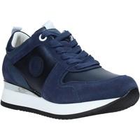 kengät Naiset Matalavartiset tennarit Lumberjack SW84312 001 Y27 Sininen