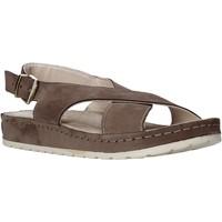 kengät Naiset Sandaalit ja avokkaat Lumberjack SW83506 002 D01 Ruskea