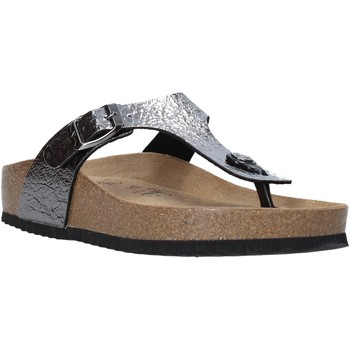 kengät Naiset Varvassandaalit Valleverde G51572 Musta
