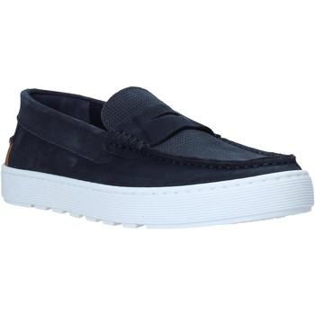 kengät Miehet Mokkasiinit Lumberjack SM69814 001 A01 Sininen