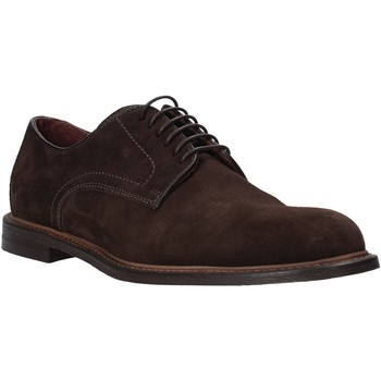 kengät Miehet Derby-kengät Mfw 810002MW Ruskea