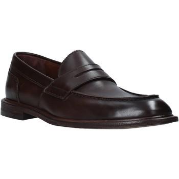 kengät Miehet Mokkasiinit Mfw 860003MW Ruskea
