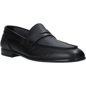 kengät Miehet Mokkasiinit Mfw 160973MW Musta