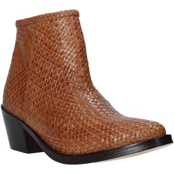 kengät Naiset Nilkkurit Mfw 172883MW Ruskea