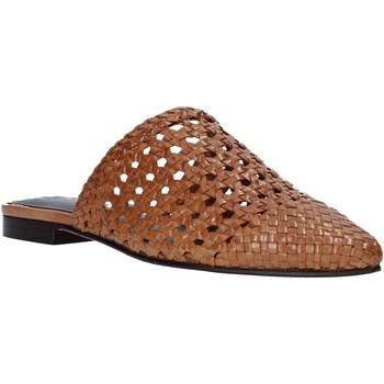 kengät Naiset Puukengät Mfw 161357MW Ruskea