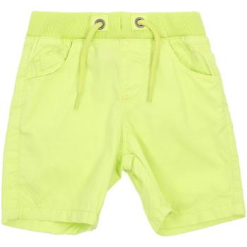 vaatteet Lapset Shortsit / Bermuda-shortsit Losan 015-9657AL Vihreä