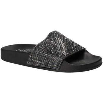 kengät Naiset Rantasandaalit Chiara Pacini C18E2506 Musta