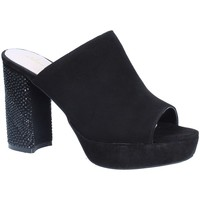kengät Naiset Sandaalit Alma En Pena V18256 Musta