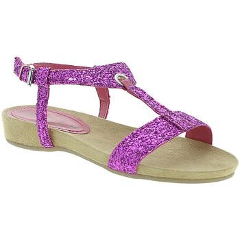 kengät Naiset Sandaalit ja avokkaat Mally 4681 Vaaleanpunainen