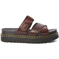 kengät Naiset Sandaalit ja avokkaat Dr Martens DMSRYKCHBR24515211 Ruskea