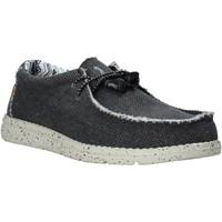 kengät Miehet Derby-kengät U.s. Golf S20-SUS123 Musta