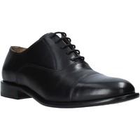 kengät Miehet Derby-kengät Rogers 1002_5 Musta