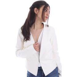 vaatteet Naiset Takit Gaudi 011FD38004 Valkoinen