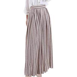vaatteet Naiset Hame Gaudi 011FD75010 Beige