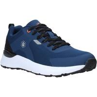 kengät Miehet Matalavartiset tennarit Lumberjack SM85411 001 T05 Sininen