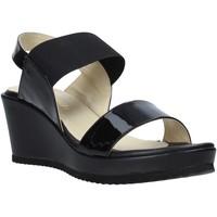 kengät Naiset Sandaalit ja avokkaat Esther Collezioni ZB 112 Musta