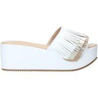 kengät Naiset Sandaalit Grace Shoes C21 Valkoinen