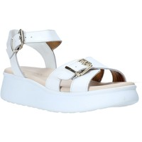 kengät Naiset Sandaalit ja avokkaat Lumberjack SW83306 002 B01 Valkoinen