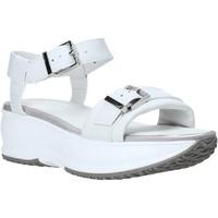 kengät Naiset Sandaalit ja avokkaat Lumberjack SW84406 002 B01 Valkoinen