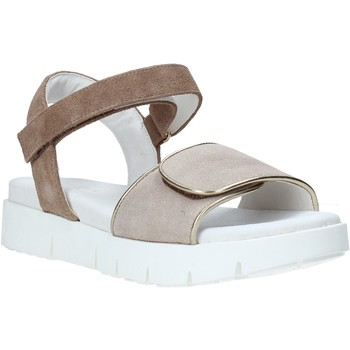 kengät Naiset Sandaalit ja avokkaat Lumberjack SW84106 003 Q03 Beige
