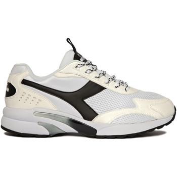 kengät Miehet Matalavartiset tennarit Diadora 501175099 Valkoinen