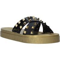 kengät Naiset Sandaalit Sensi 4390/PY Musta