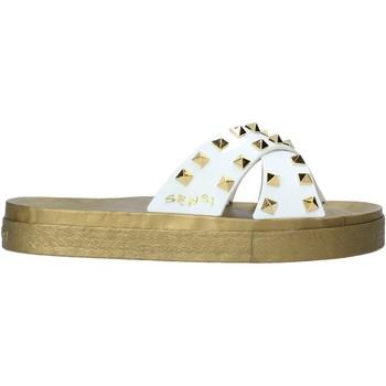 kengät Naiset Sandaalit Sensi 4390/PY Valkoinen