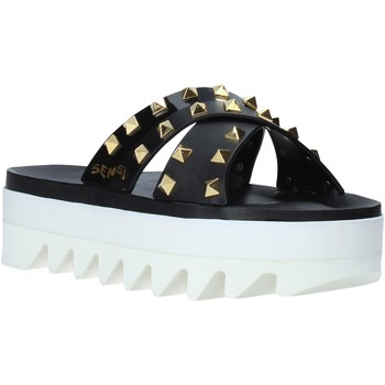 kengät Naiset Sandaalit Sensi 4380/LX Musta