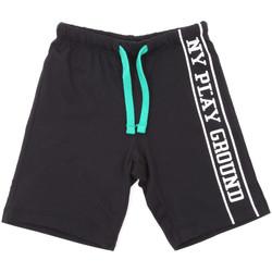 vaatteet Lapset Shortsit / Bermuda-shortsit Melby 70F5574 Musta
