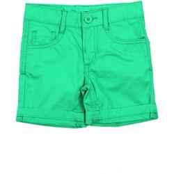 vaatteet Lapset Shortsit / Bermuda-shortsit Losan 015-9655AL Vihreä
