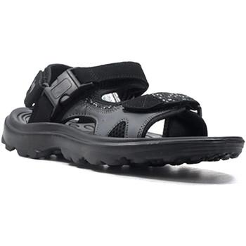 kengät Miehet Sandaalit ja avokkaat Lotto L52294 Musta