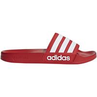 kengät Miehet Rantasandaalit adidas Originals AQ1705 Punainen