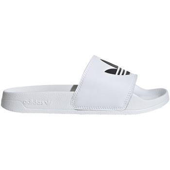 kengät Lapset Rantasandaalit adidas Originals EG8272 Valkoinen