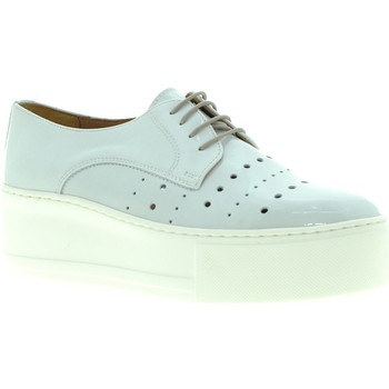 kengät Naiset Derby-kengät Maritan G 210218 Valkoinen