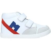 kengät Lapset Matalavartiset tennarit Melania ME0905A0S.B Valkoinen