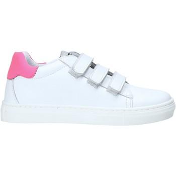 kengät Lapset Matalavartiset tennarit Melania ME2249D0S.Z Valkoinen