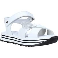 kengät Tytöt Sandaalit ja avokkaat Melania ME4062D0S.A Valkoinen