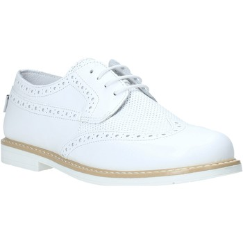 kengät Lapset Derby-kengät Melania ME6219F0S.A Valkoinen
