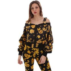 vaatteet Naiset Svetari Versace C0HVB932S0774899 Musta