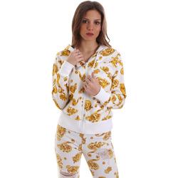 vaatteet Naiset Svetari Versace B6HVB796SN500003 Valkoinen