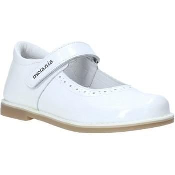 kengät Tytöt Balleriinat Melania ME2139D0S.E Valkoinen