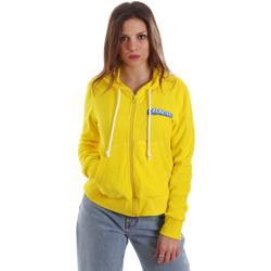 vaatteet Naiset Svetari Versace B6HVB79715633630 Keltainen