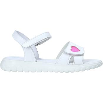 kengät Tytöt Sandaalit ja avokkaat Melania ME6070F0S.A Valkoinen