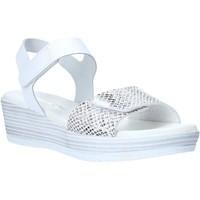 kengät Naiset Sandaalit ja avokkaat Valleverde G52163 Valkoinen